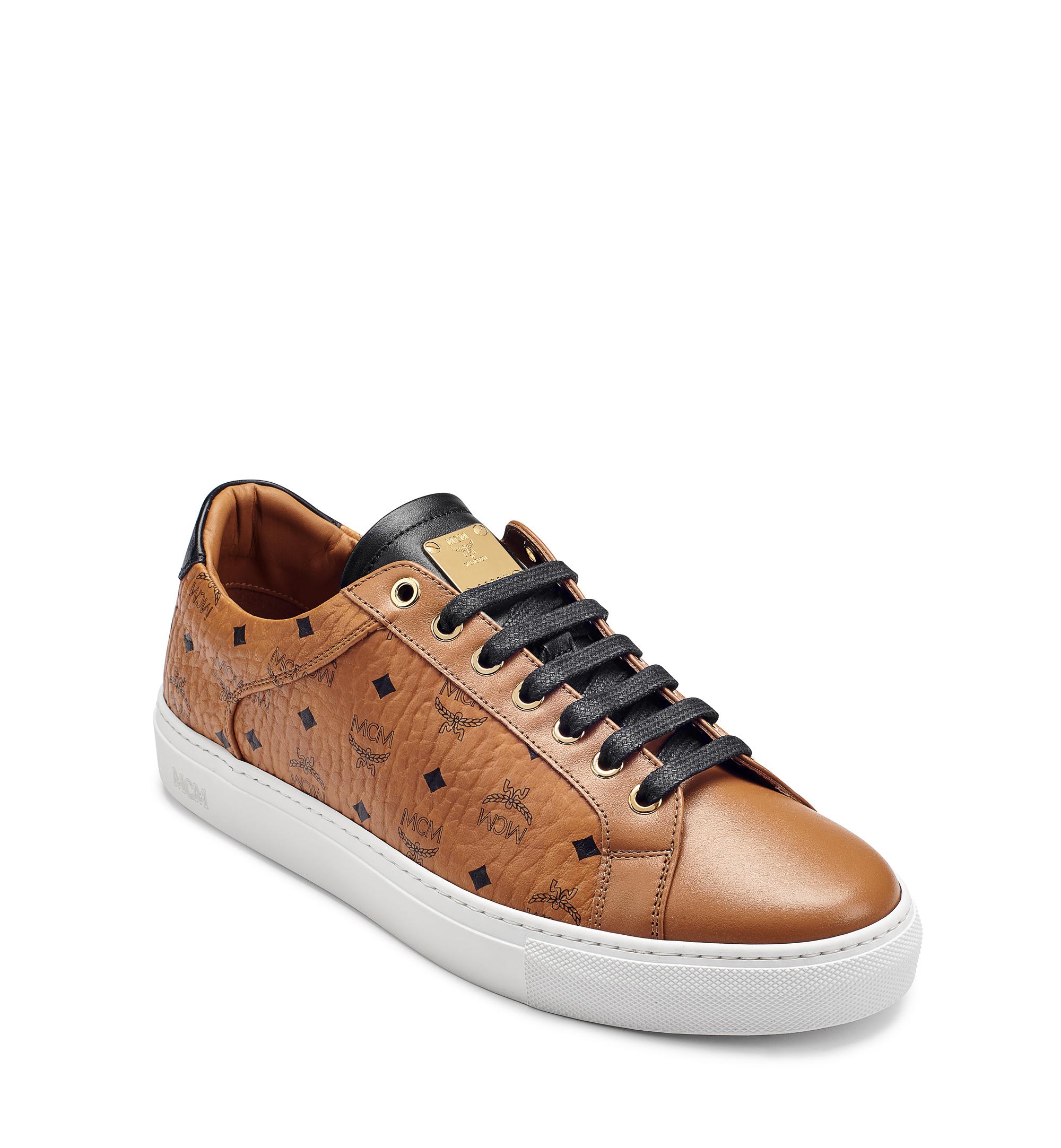 Photo: Men's Low Top Sneakers In Visetos