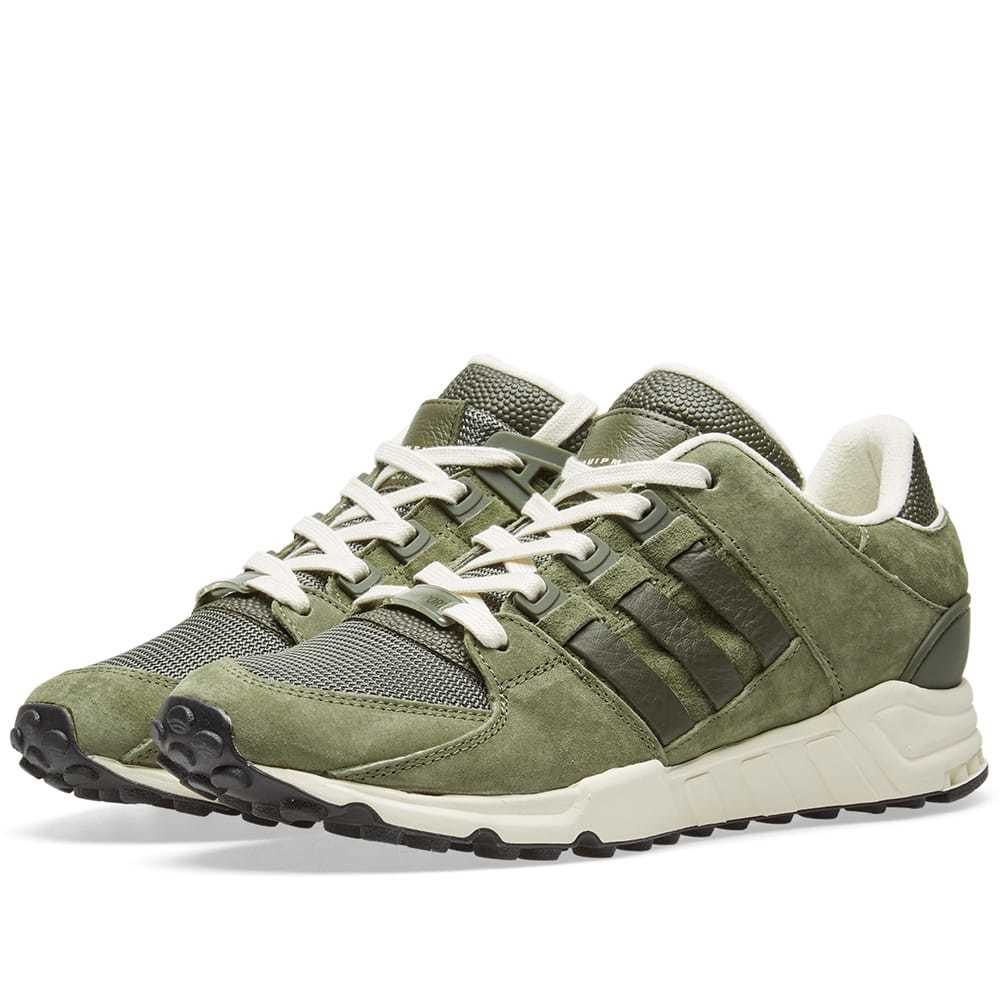 detailed look f53a4 2c29d Adidas EQT Support RF Green