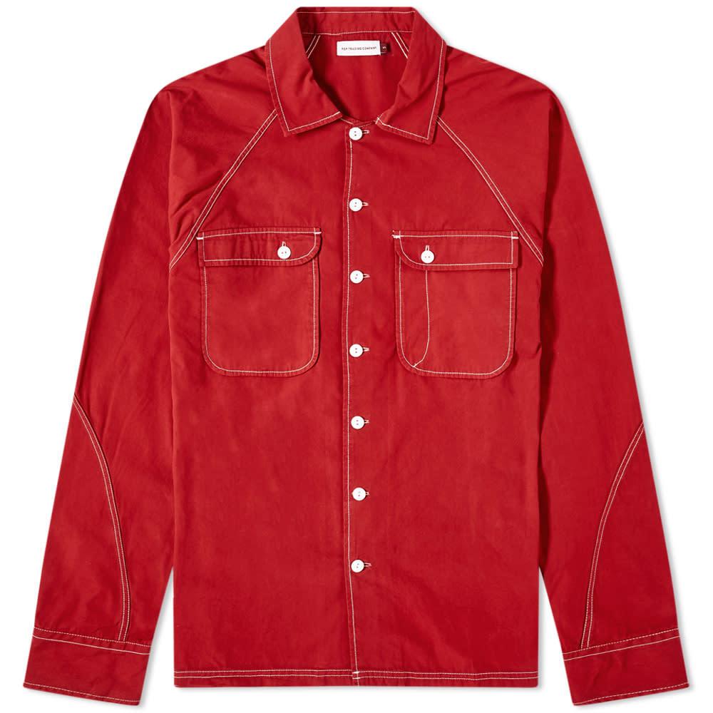 Photo: Pop Trading Company Herman Shirt