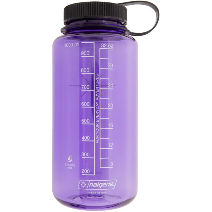 EDEN power corp Purple Shining Star Nalgene Bottle