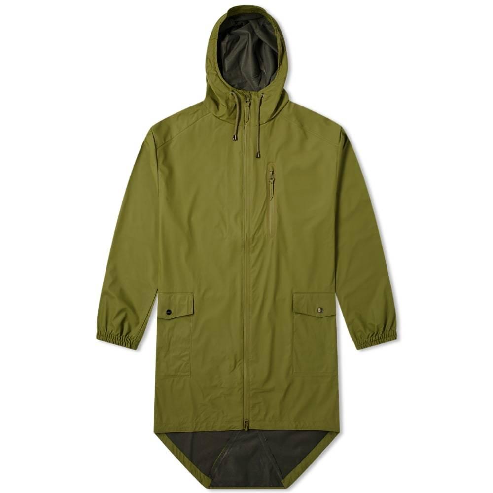 Photo: Rains Parka Coat