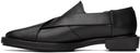 GmbH Black Chappal Loafers