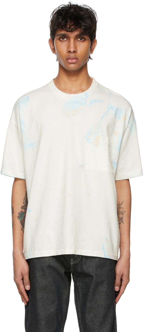 Photo: Kuro Multicolor Tie-Dye Big T-Shirt