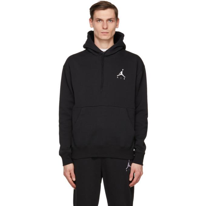 Photo: Nike Jordan Black Fleece Jumpman Air Hoodie