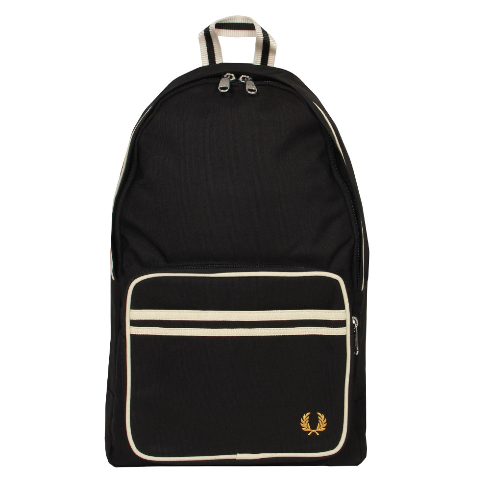 Photo: Backpack - Twin Tipped Black