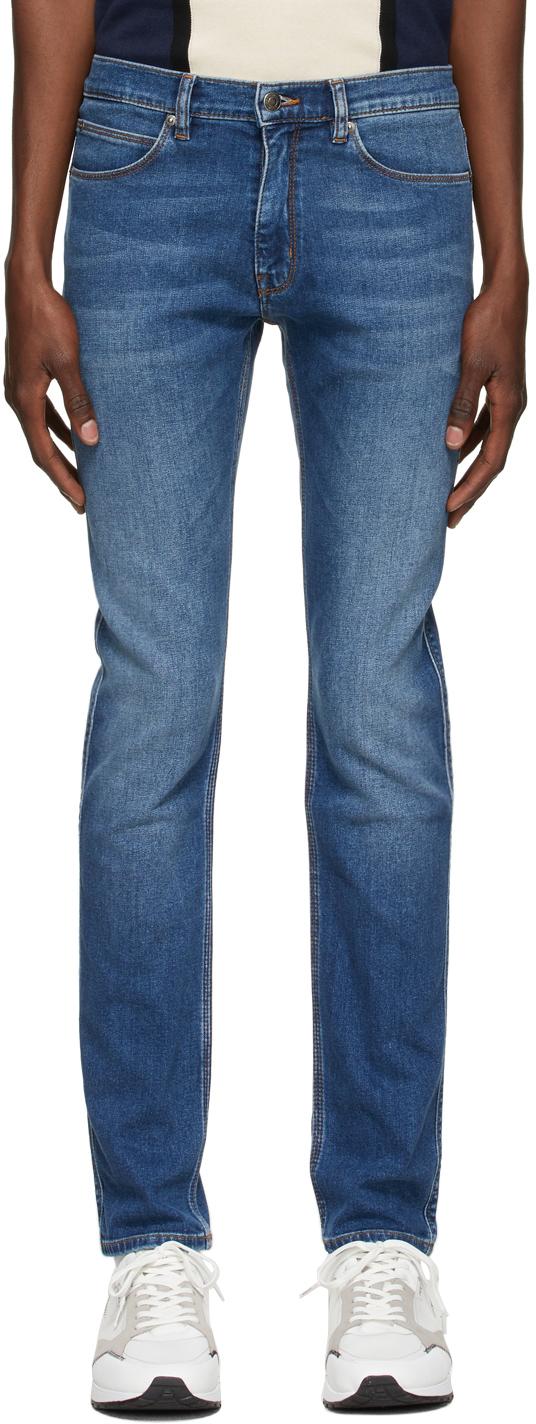 Photo: Hugo Blue Regular Fit Jeans