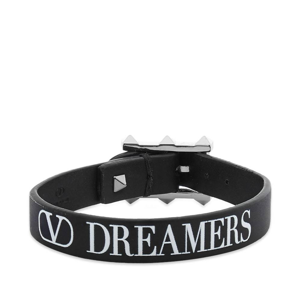Photo: Valentino V Logo Dreamers Bracelet