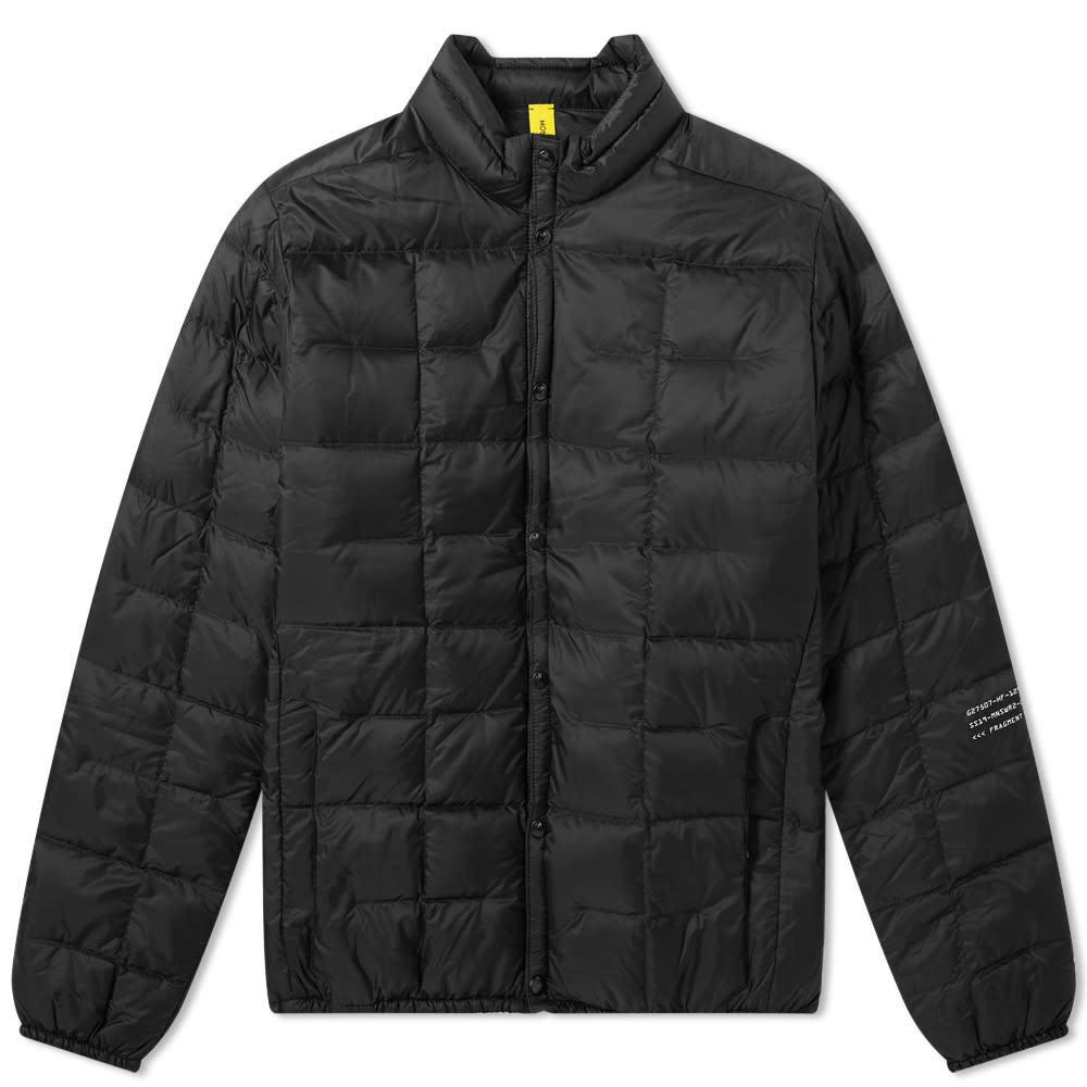 Photo: Moncler Genius - 7 Moncler Fragment Hiroshi Fujiwara - Lightweight Packable Down Jacket