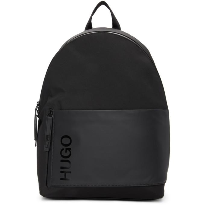 Photo: Hugo Black HU 93 Backpack
