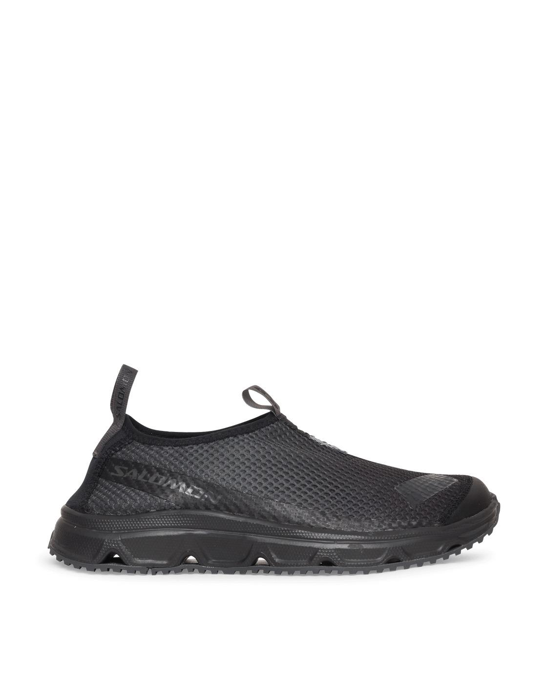 Photo: Salomon Rx Moc 3.0 Advanced Sneakers Black/Black