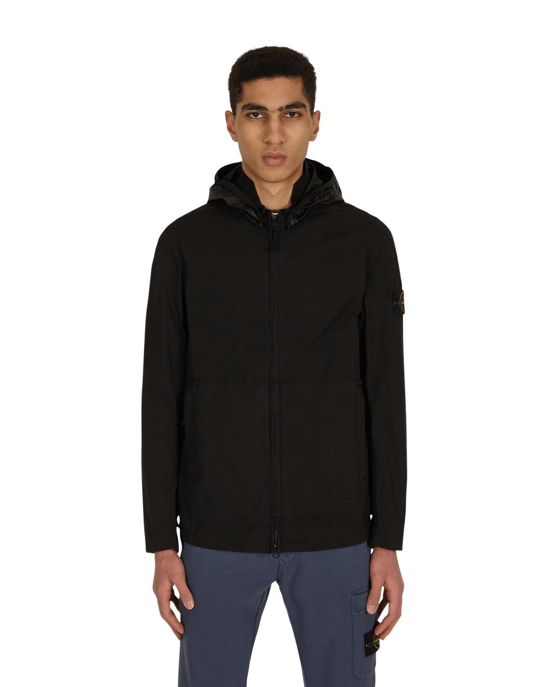 Stone Island Cotton / Cordura® Jacket Black