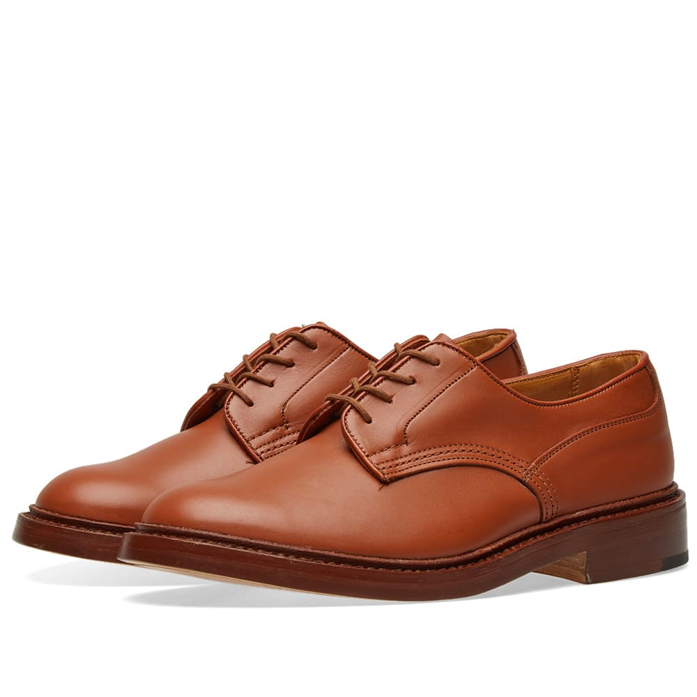 Photo: Tricker's Kendal Derby Shoe Brown