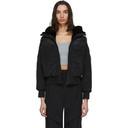 Jordan Reversible Black Hooded Jacket