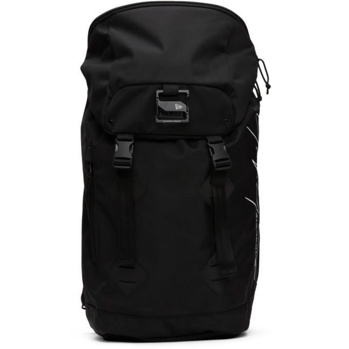 Photo: Yohji Yamamoto Black New Era Edition Logo Backpack