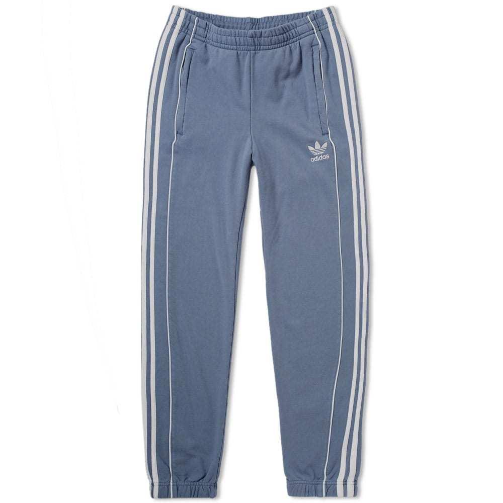 Adidas Pipe Sweat Pant Blue