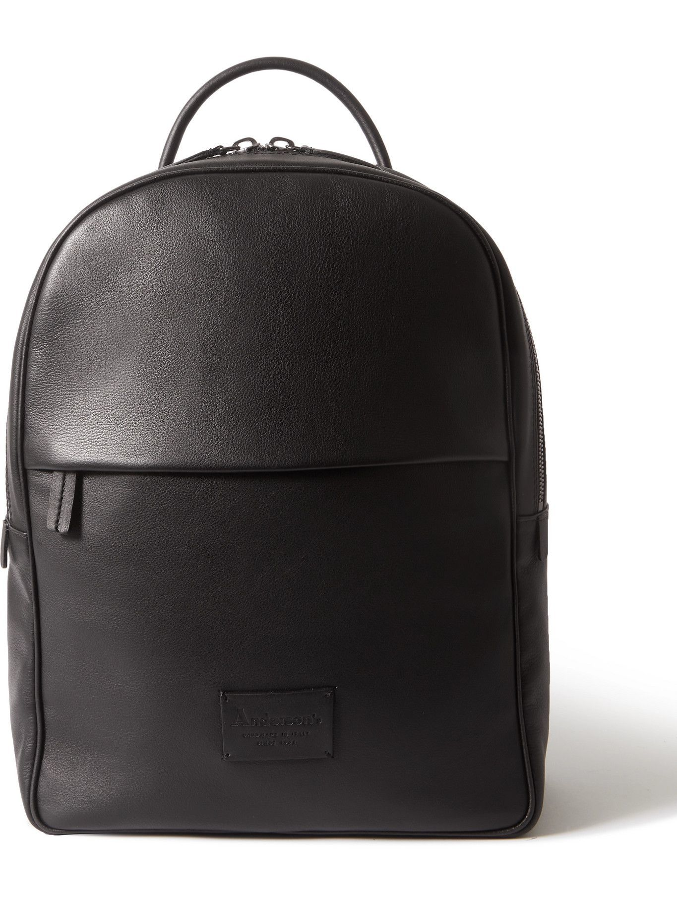 Photo: ANDERSON'S - Full-Grain Leather Backpack