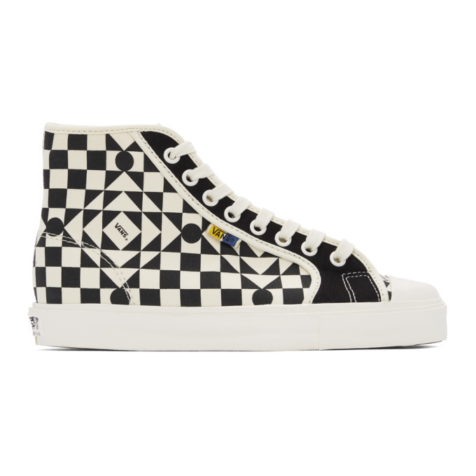 Photo: Vans Black and Off-White Taka Hayashi Edition UA OG 24 LX Sneakers