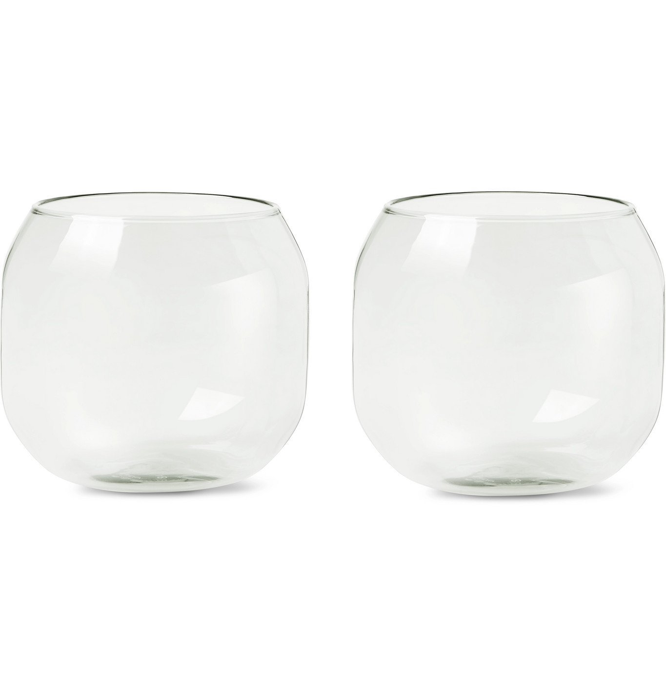Photo: RD.LAB - Velasca Acqua Set of Two Glasses - Gray