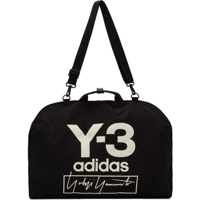 Photo: Y-3 Black Suitcarrier Bag
