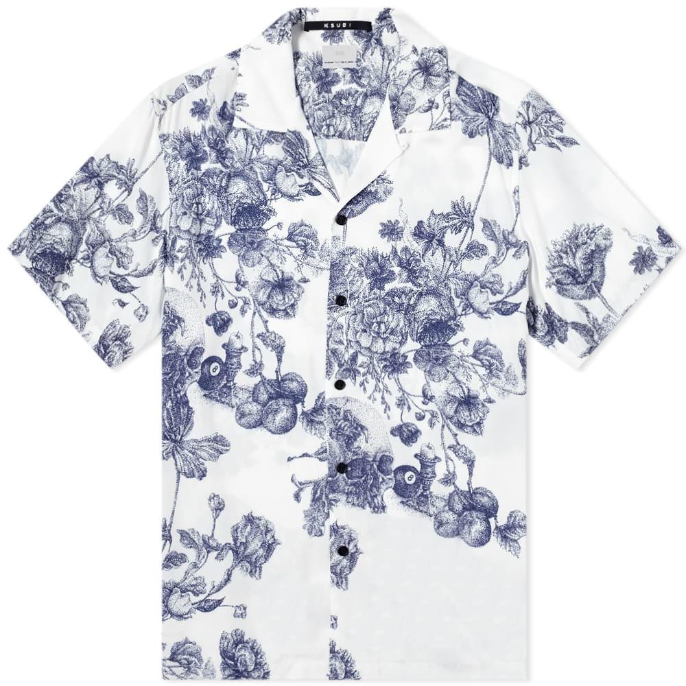 Photo: Ksubi Master Floral Vacation Shirt