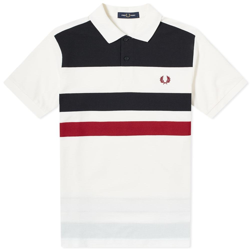 Photo: Fred Perry Authentic Tape Detail Polo