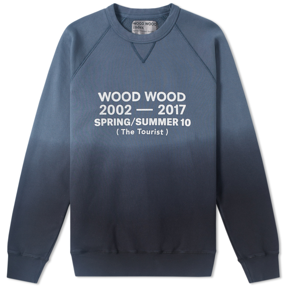 Photo: Wood Wood Index Hester Crew Sweat