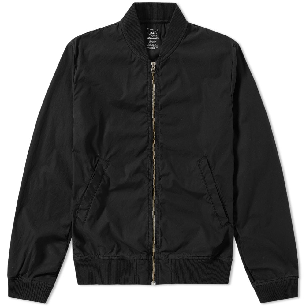 Photo: Save Khaki Poplin Bomber Jacket