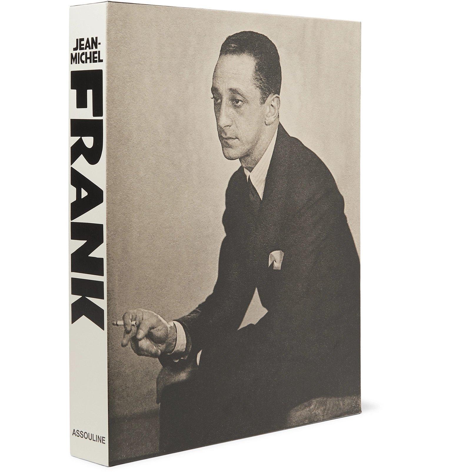 Photo: Assouline - Jean-Michel Frank Hardcover Book - White