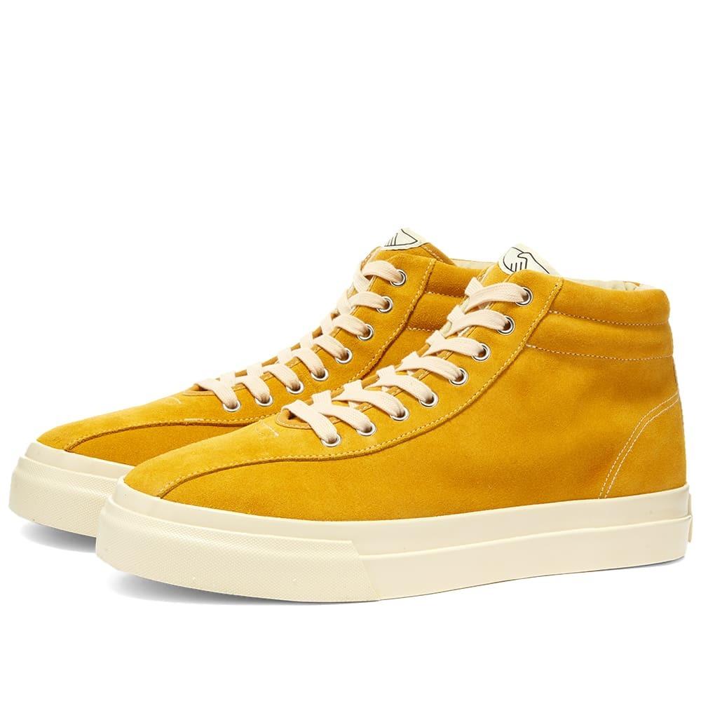 Photo: Stepney Workers Club Varden Suede High Sneaker
