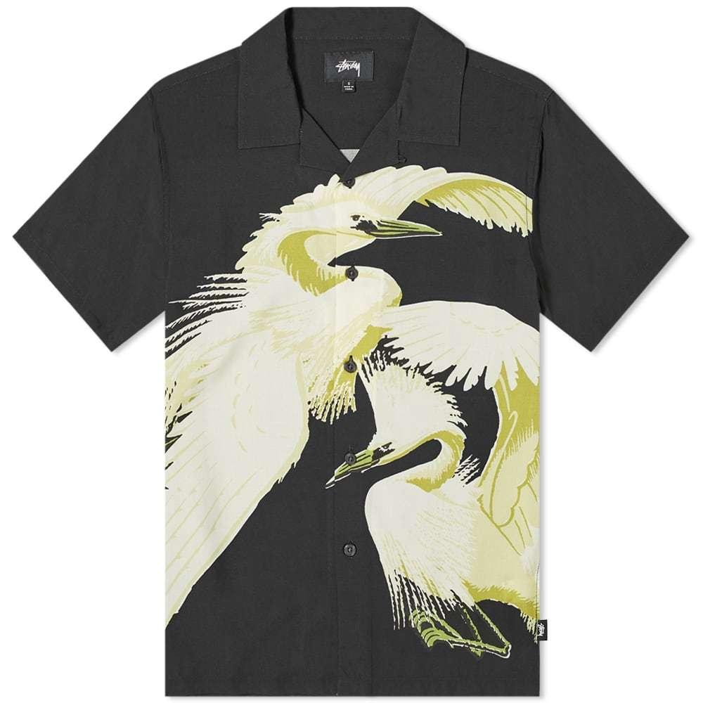 Photo: Stussy Big Crane Shirt