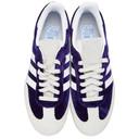 adidas Originals Purple Velvet Samba OG Sneakers