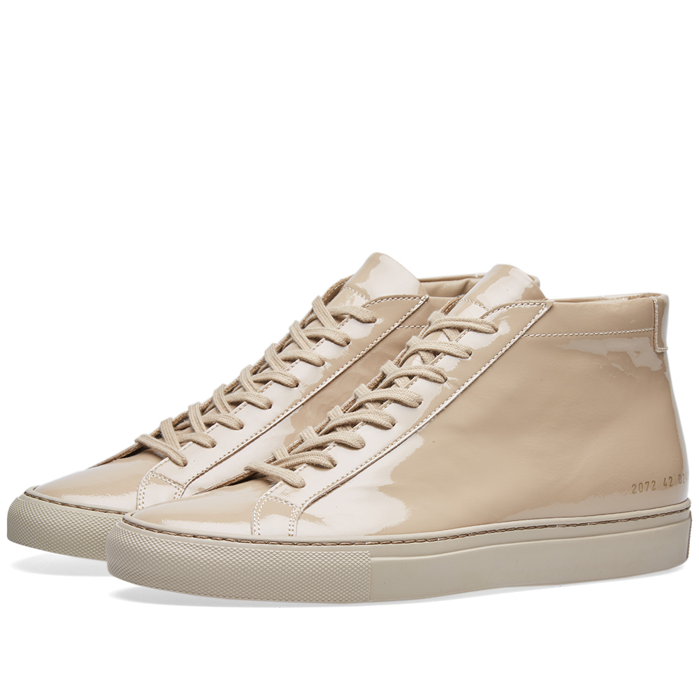Common Projects Achilles Mid Gloss