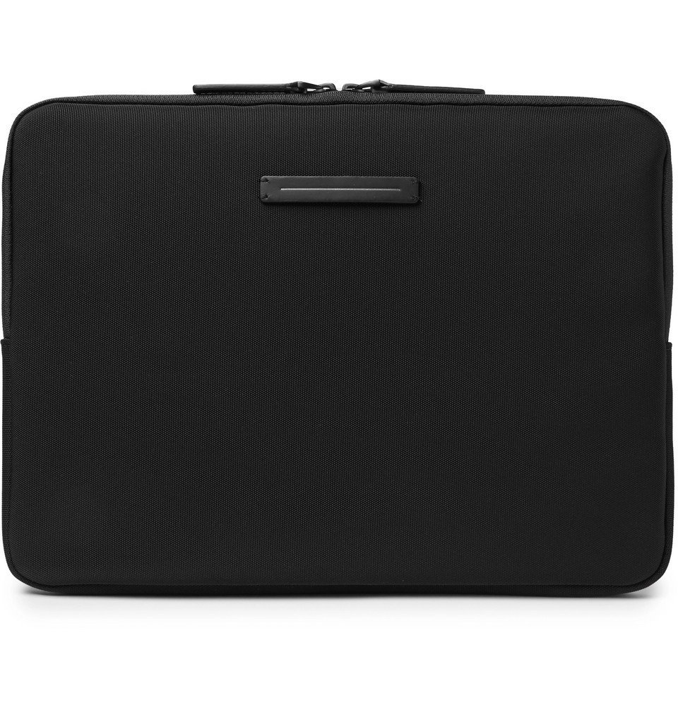 Photo: Horizn Studios - Koenji Nylon Zip-Around Laptop Case - Black