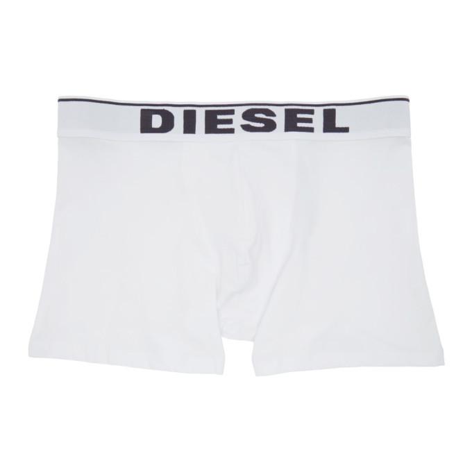Diesel Three-Pack Multicolor UMBM Sebastian Boxer Briefs