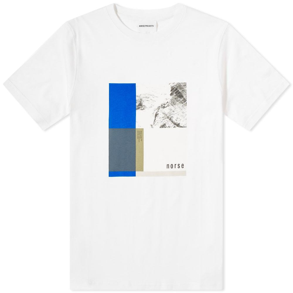 Photo: Norse Projects Niels Icographic 2 Tee