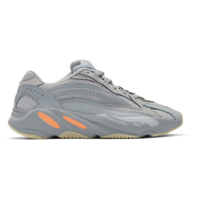 Photo: YEEZY Grey Yeezy Boost 700 V2 Sneakers