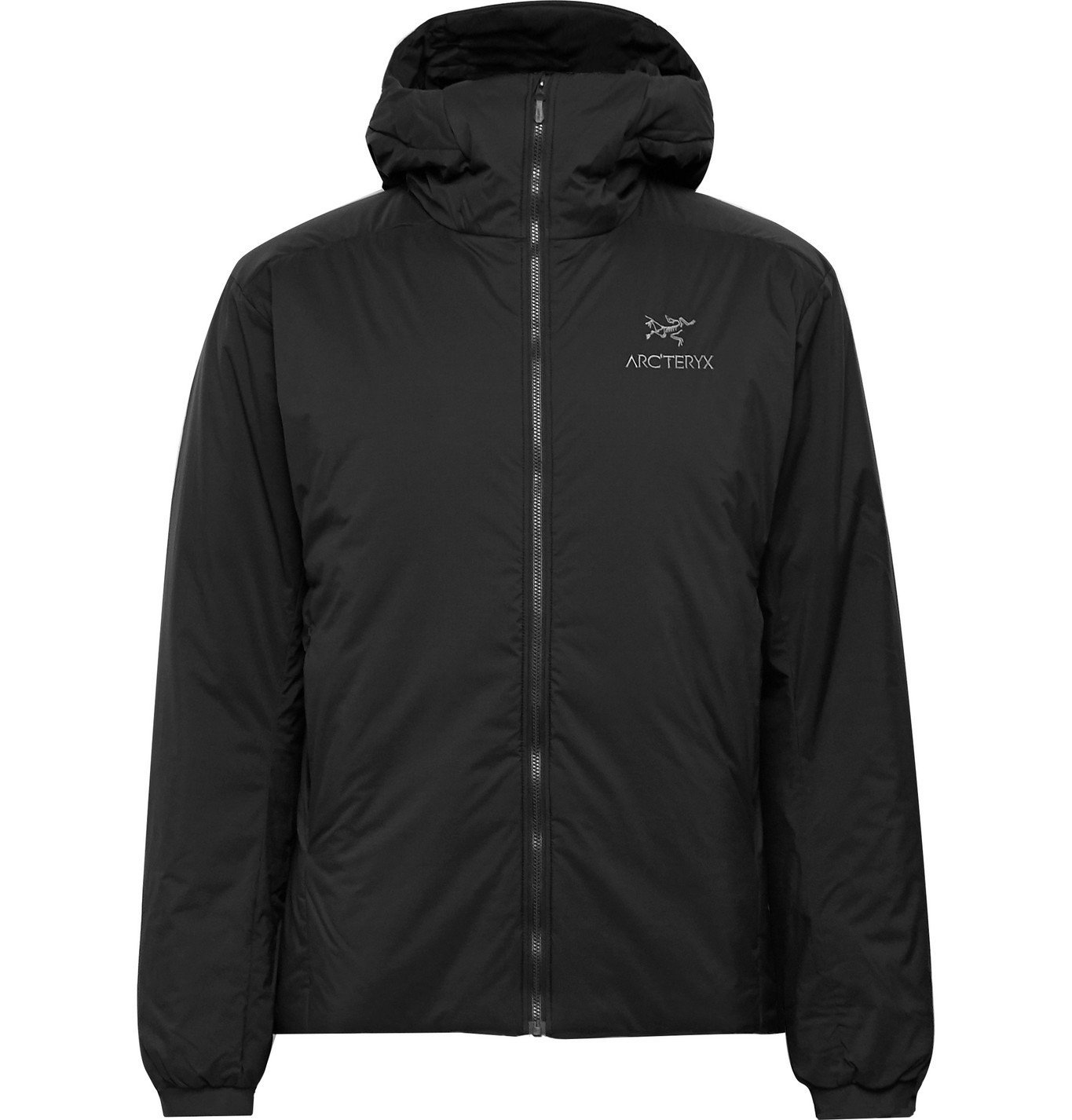Photo: Arc'teryx - Atom AR Hoody Padded Tyono 30 Hooded Jacket - Black