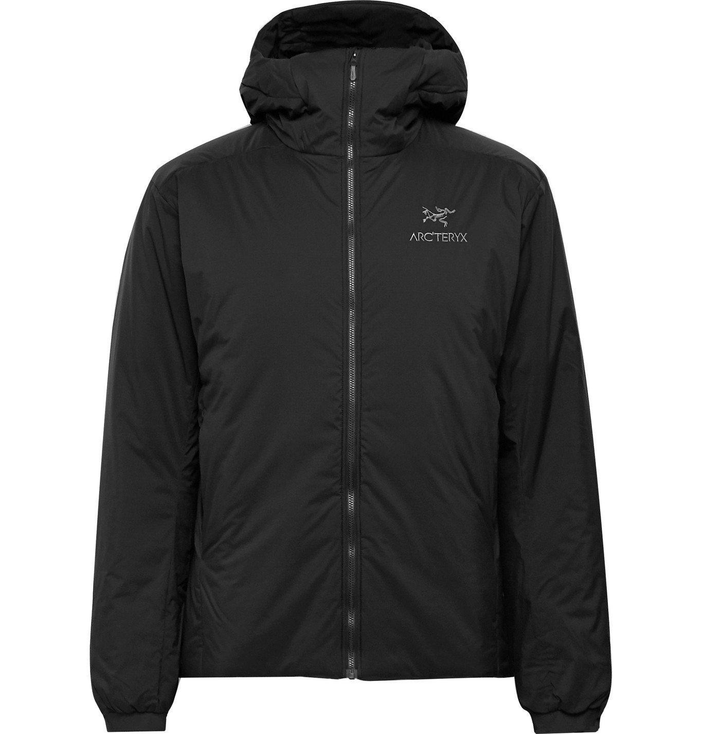 Photo: Arc'teryx - Atom AR Hoody Padded Tyono 30 Hooded Jacket - Black