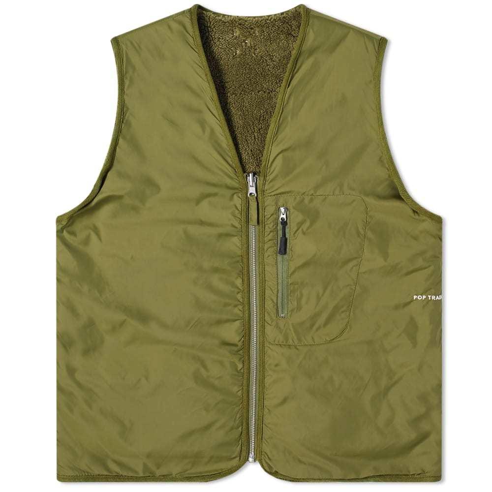 Photo: POP Trading Company Harold Reversible Vest