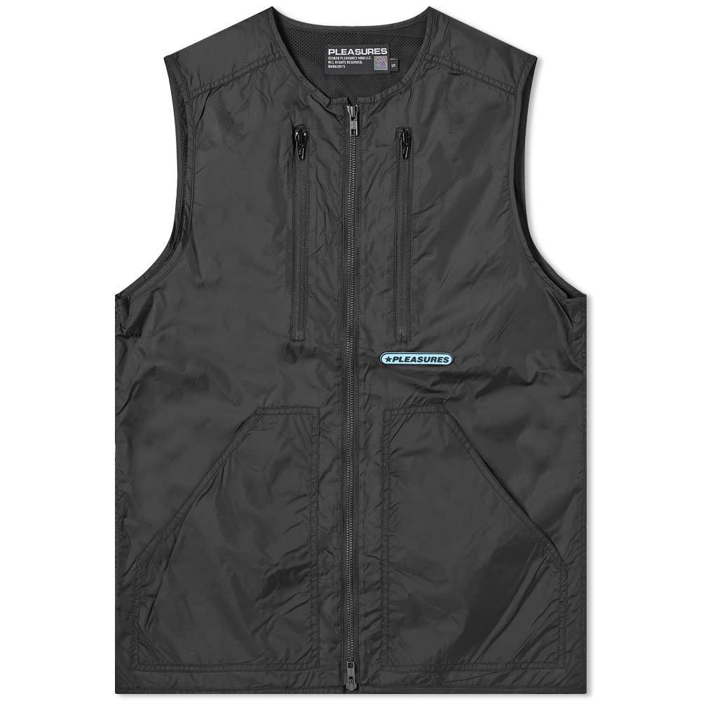 Photo: PLEASURES Forever Nylon Vest