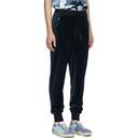 3.1 Phillip Lim Navy Cropped Sweatpants