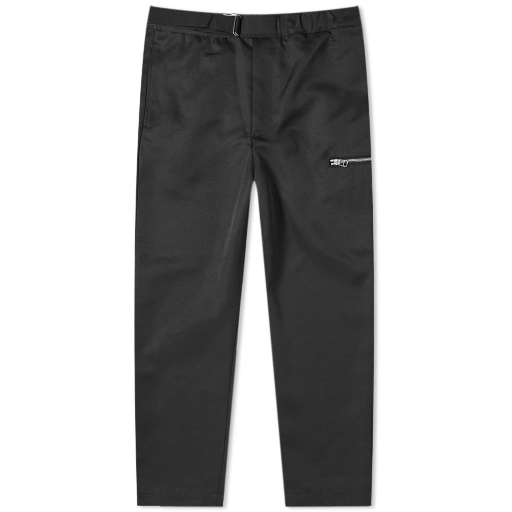 Photo: OAMC Zip Cropped Pant