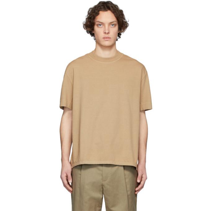 Photo: Joseph Beige Garment Dye T-Shirt