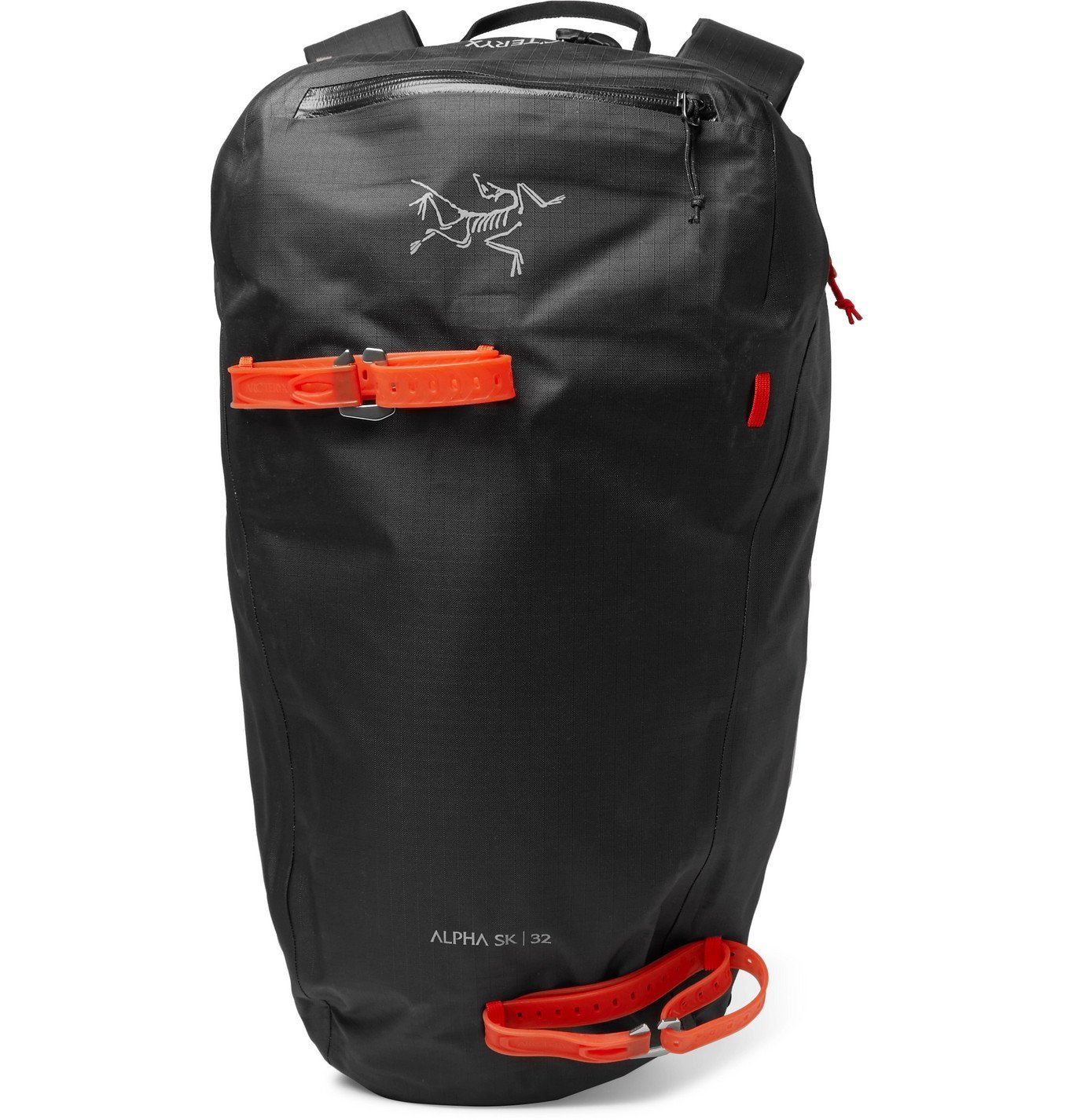 Photo: Arc'teryx - Alpha SK 32 Nylon-Ripstop Backpack - Black