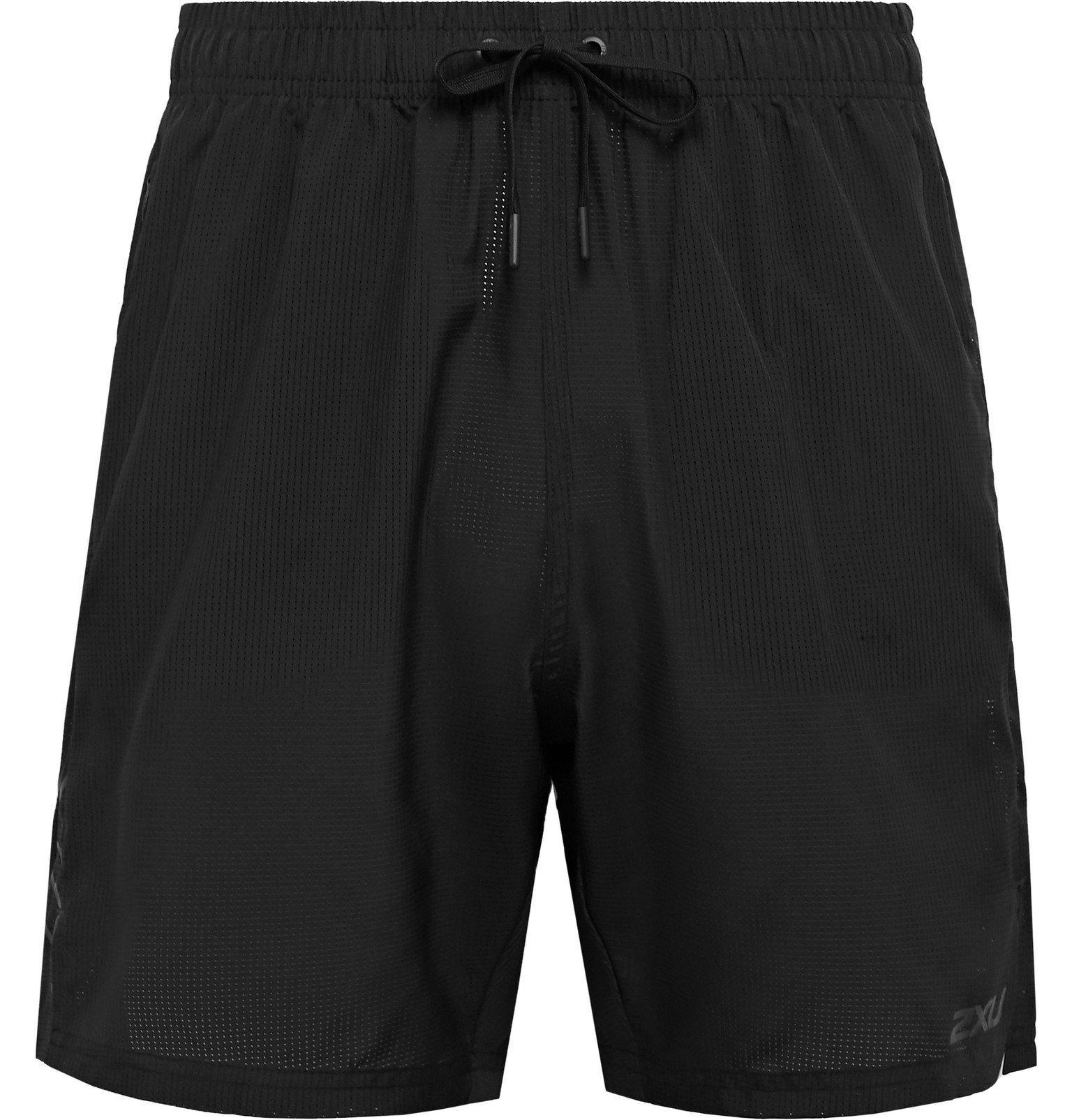 Photo: 2XU - XCTRL Drawstring Shorts - Black