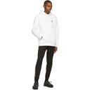 adidas Originals White Essential Hoodie