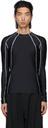 GmbH Black Jersey Ande Long Sleeve T-Shirt