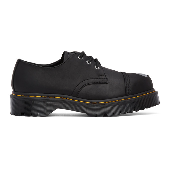 Photo: Dr. Martens Black Luxor 1925 Derbys