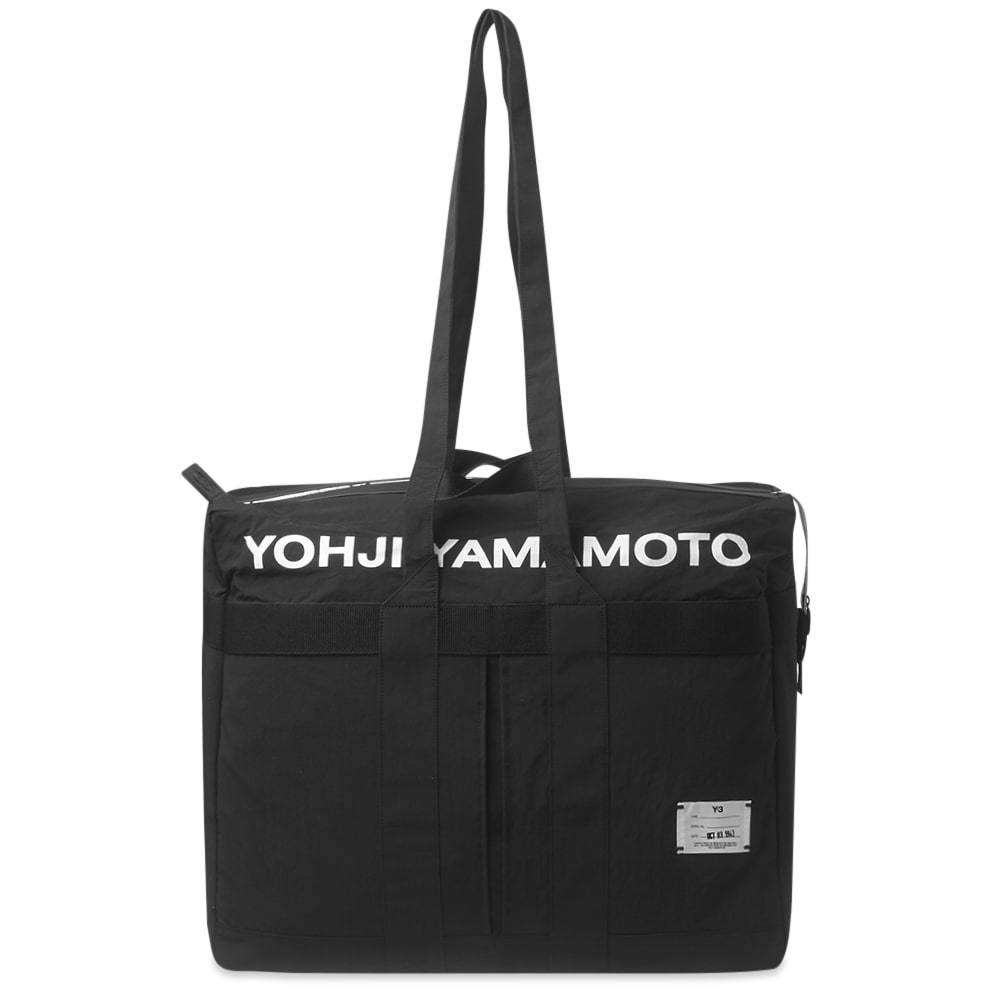 Photo: Y-3 Weekender Bag