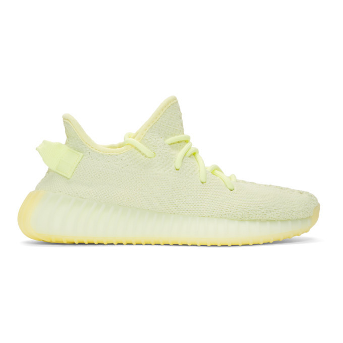 a9112504d YEEZY Yellow Yeezy Boost 350 V2 Sneakers Yeezy